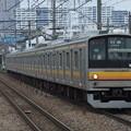 Photos: 南武線205系0番台 ナハ12編成