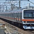 Photos: 武蔵野線209系500番台 M72編成