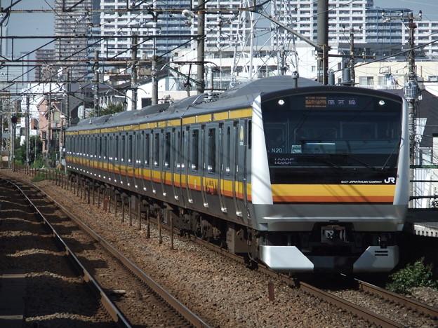 南武線E233系8000番台 N20編成
