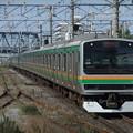 Photos: 東海道線・上野東京ラインE231系1000番台 S-27編成他15両編成