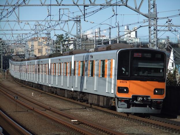 東武東上線50070系 51076F