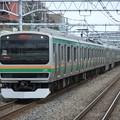 東海道線E231系1000番台 U534編成