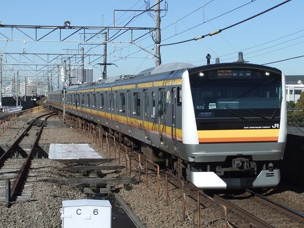 南武線E233系8000番台 N10編成