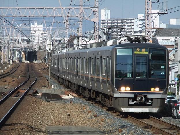 宝塚線快速321系 D19編成