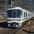 Photos: 琵琶湖線221系 A11編成