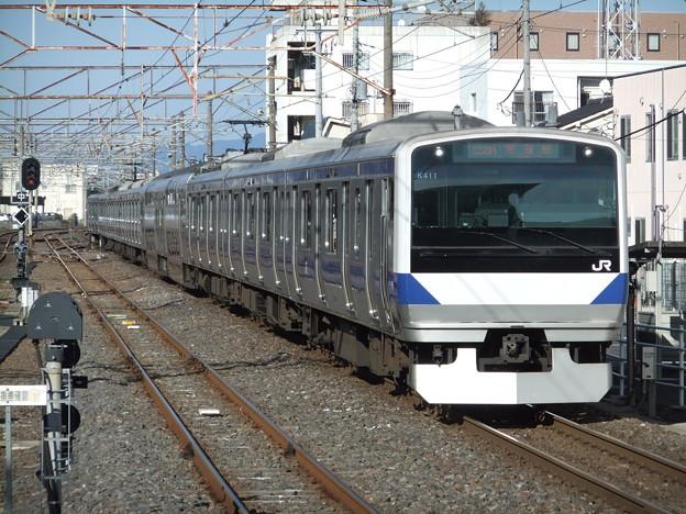 常磐線E531系 K411編成