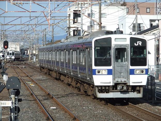 常磐線415系1500番台 K531編成