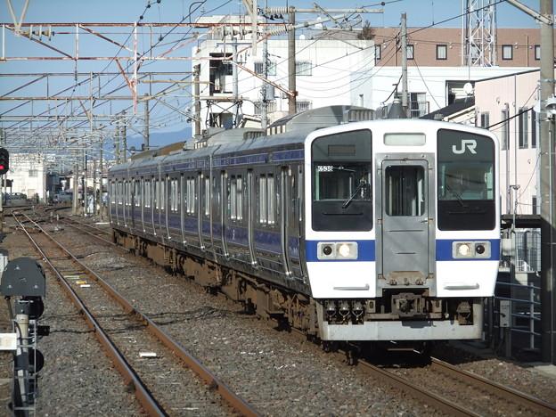 常磐線415系1500番台 K538編成
