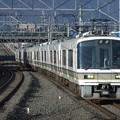 Photos: 嵯峨野線221系 K15編成他8両編成