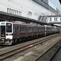 Photos: 磐越西線719系0番台 H-14編成他6両編成