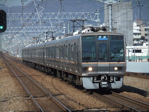 京都・神戸線207系2000番台 T29+S66編成