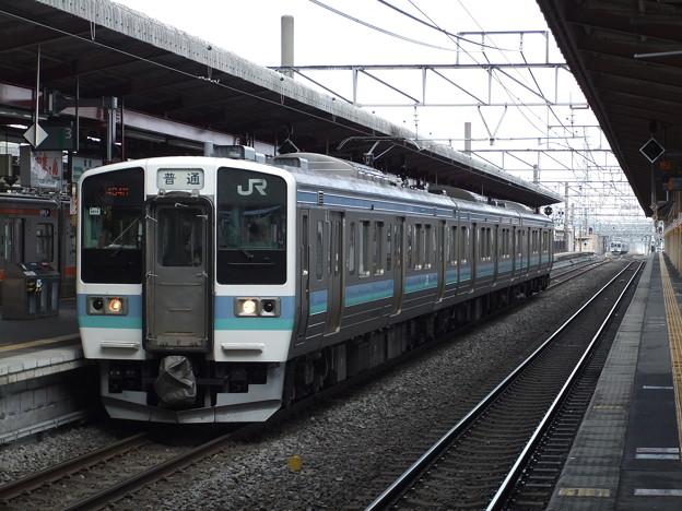 中央線211系3000番台 N315編成