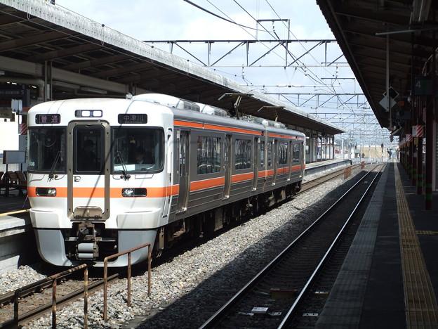 中央西線313系1300番台 B508編成