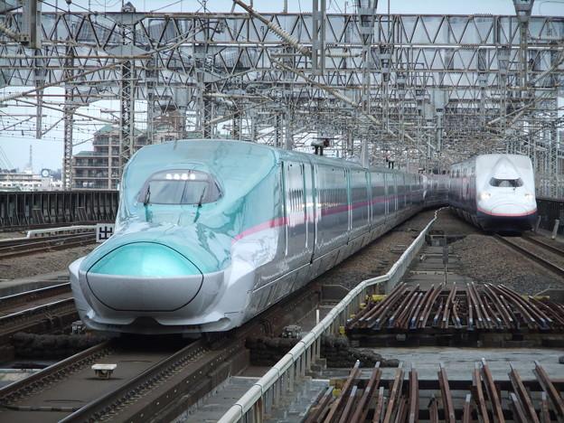 Photos: 東北新幹線E5系 U9編成