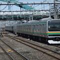 宇都宮線・上野東京ラインE231系1000番台 U509編成