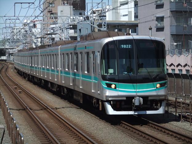 東京メトロ南北線9000系 9122F