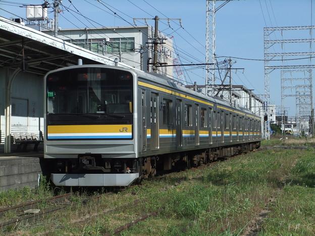 鶴見線205系1100番台 T11編成