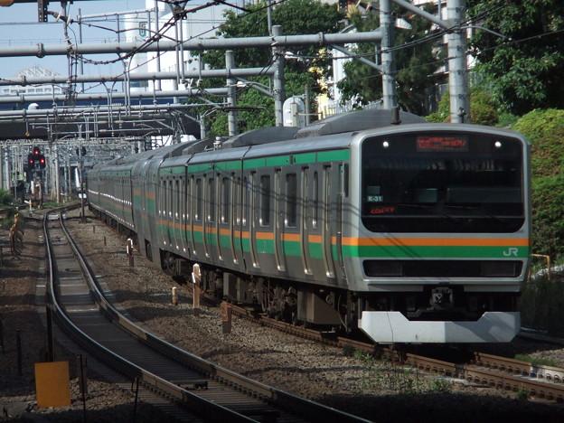 Photos: 湘南新宿ラインE231系1000番台 K-31編成