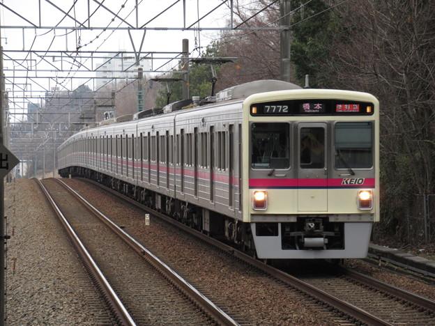京王線7000系 7722F
