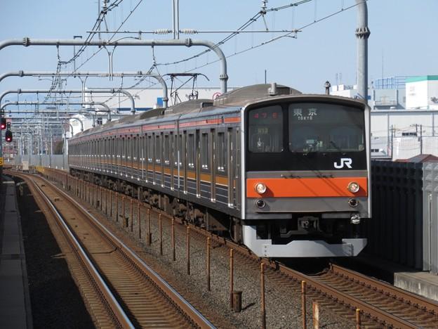 武蔵野線205系5000番台 M13編成