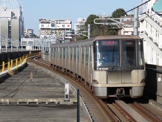 横浜市営グリーンライン10000形 10141F