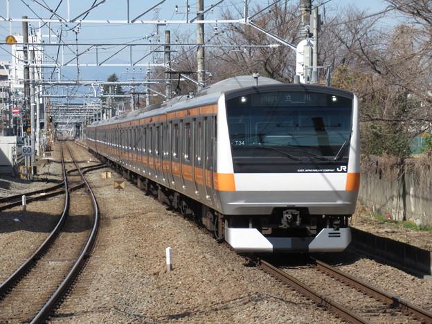 Photos: 青梅線E233系0番台 T34編成