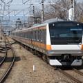 Photos: 青梅線E233系0番台 青665+青462編成
