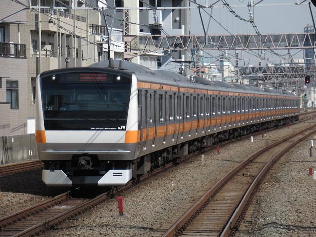 Photos: 中央快速線E233系0番台 T23編成