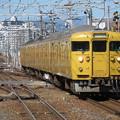 写真: 山陽線115系2000番台 L-19編成