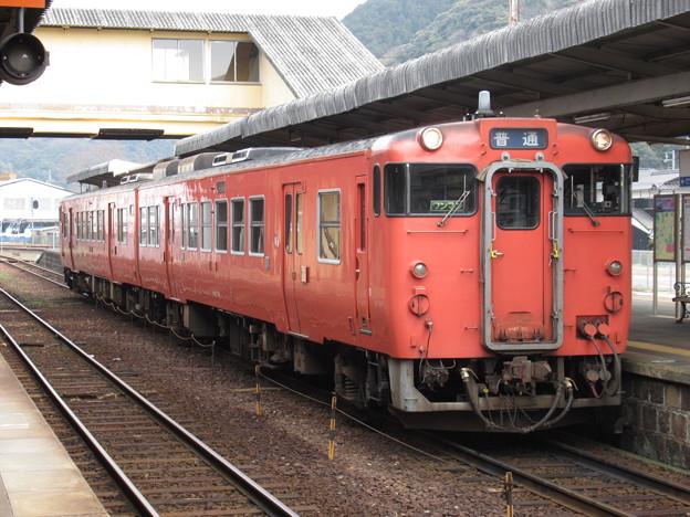 山口線キハ47形 キハ47 101+キハ47 152