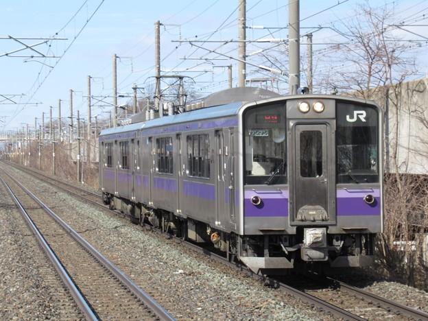 東北線701系1000番台 クモハ700-1011編成