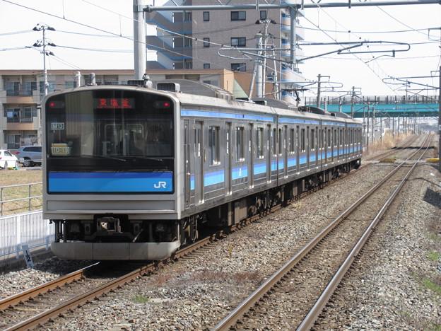 仙石線205系3100番台 M13編成