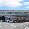 写真: [JR東日本]小牛田駅 西口