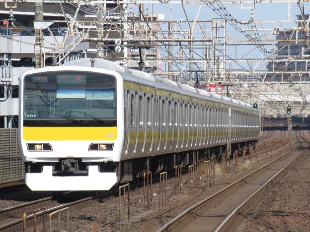 中央・総武緩行線E231系500番台 A510編成