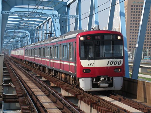 京急線新1000形 1481F+1025F