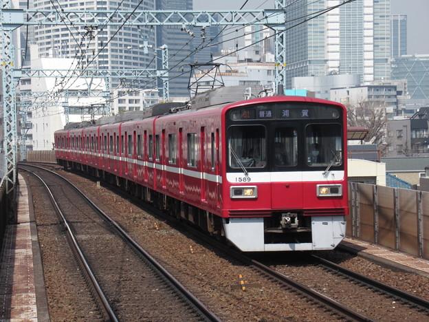 京急線1500形 1589F