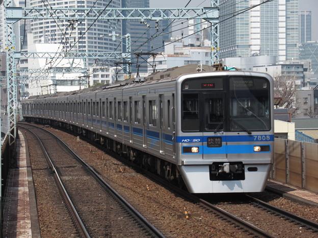 北総線7300形 7808F