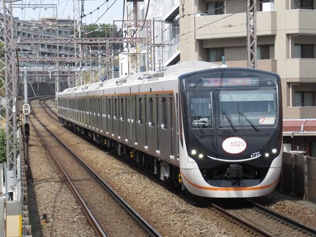 大井町線6020系 6122F