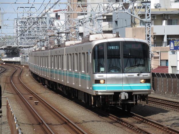 東京メトロ南北線9000系 9117F