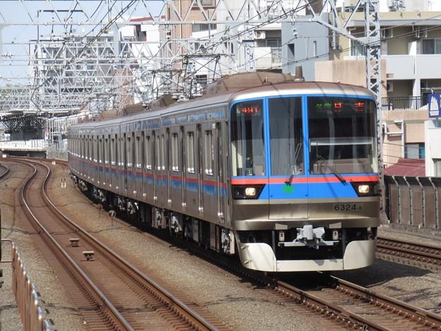 都営三田線6300形 6324F