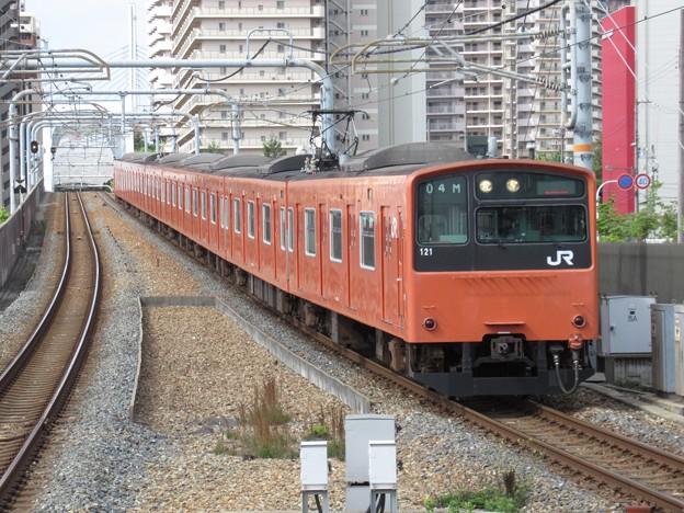 ゆめ咲線201系 LB11編成