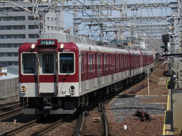近鉄南大阪線6020系 6067F+6407F