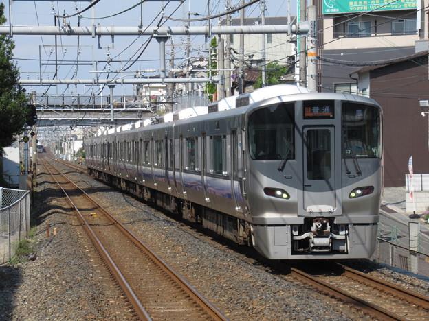 阪和線225系5100番台 HF610編成