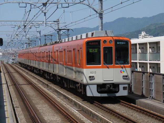 阪神線8000系 8213F