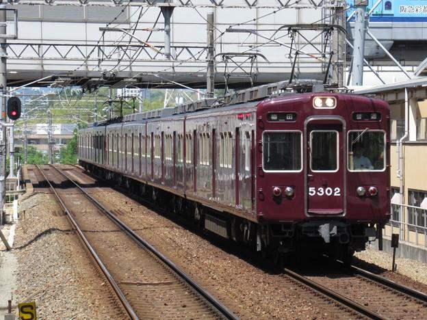 阪急千里線5300系 5302F