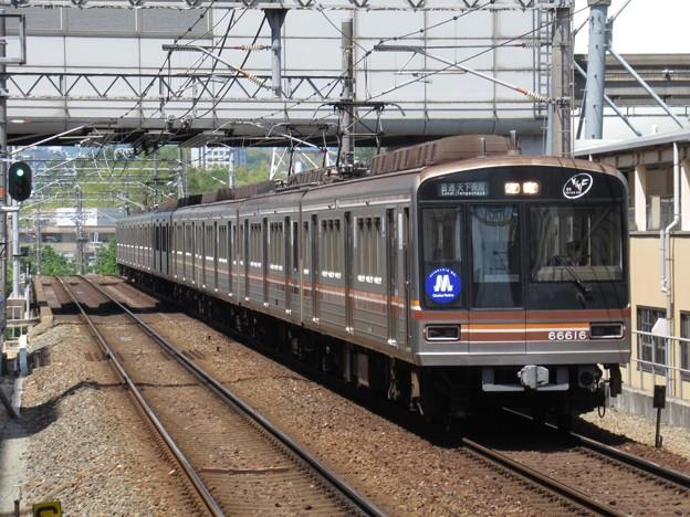 大阪メトロ堺筋線66系 66616F