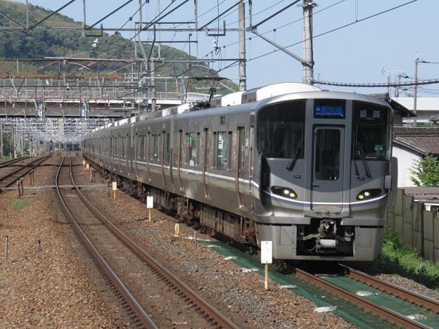 京都・神戸線新快速225系100番台 I9+U4編成