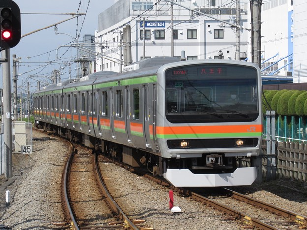 八高・川越線E231系3000番台 カワ42編成