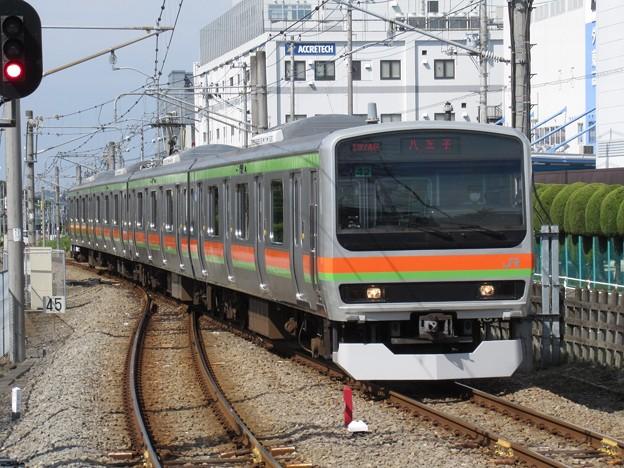 Photos: 八高・川越線E231系3000番台 カワ42編成