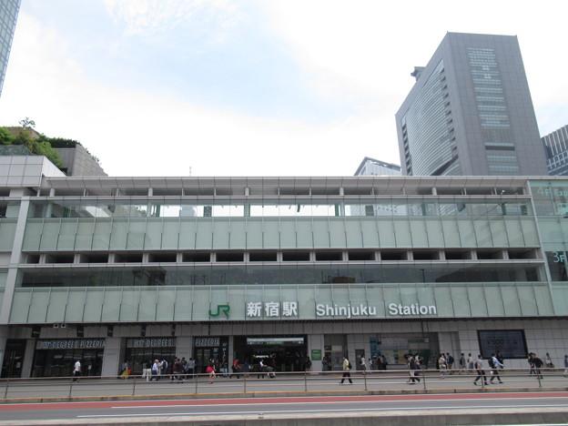 [JR東日本]新宿駅 ミライナタワー口